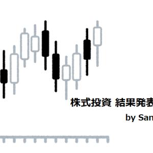 株式投資 2020/10上旬 状況報告