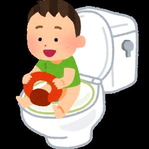 年子のトイレトレーニング対策(思いがけず2人とも終了)