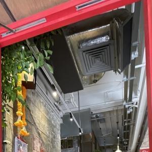 香港でおいしいタイ料理屋さん「Samsen」@上環