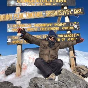 2020年は最高の始まり!アフリカ最高峰のキリマンジャロ登頂!