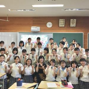 高校生向けに講演をしました 〜宮崎学園高校インターアクト部〜