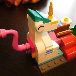 レゴオンラインワークショップに小1息子が参加!みんなのレゴユニコーン公開中