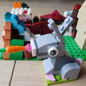 【季節テーマでレゴ作り】小1息子クリエイティブな才能が爆発?!2月と3月の作品をご紹介