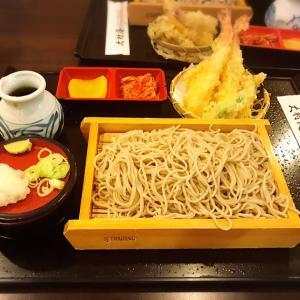 江南の美味しいお蕎麦屋「大村庵」さんと韓国語教室の修了証