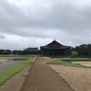 慶州旅行<その6>東宮と月池〜경주여행⑥