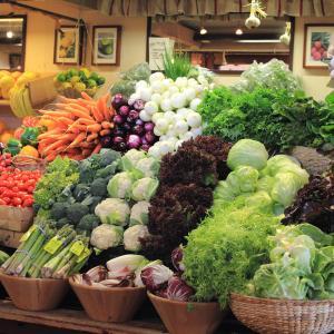 野菜が高騰してます/冷凍庫大活躍/冷たい物禁止!
