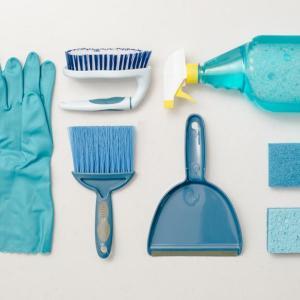 そろそろベランダの掃除どき