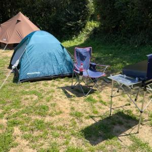 今月のキャンプ