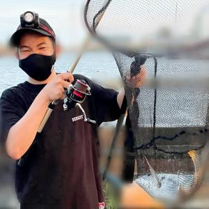 息子と釣り パート2