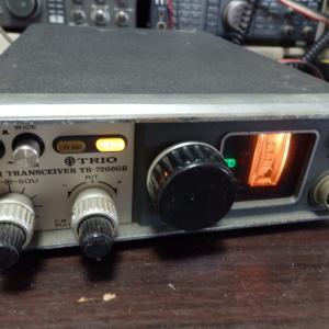 宅配買い取りした古いトリオ、アイコムの無線機達をどう活かすか