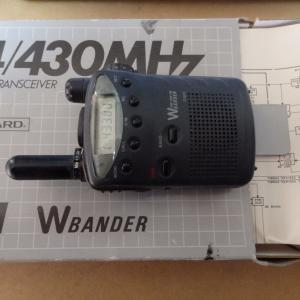 アマチュア無線機メーカー各社のおススメのハンディ機4選