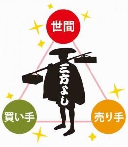 近江商人の「三方よし」