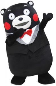 タキシード仮面。クマの舞