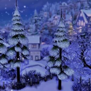 #28「花子の町にも、初雪が!拡張パックSeasonsは本当に凄い」