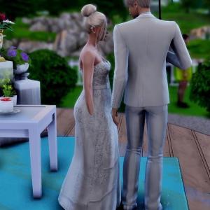 #34「シムズで結婚式っ!の途中~悲劇の始まり」