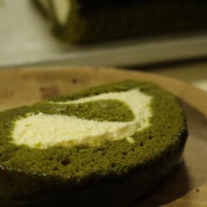 丸久小山園茶房「元庵」の抹茶ロールケーキが絶品!お取り寄せは?