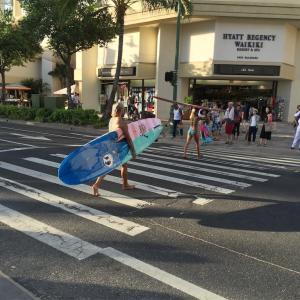 ハワイ留学のことをちょっと