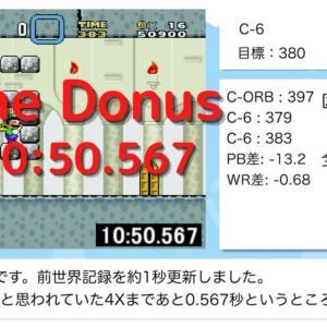 【ゆっくり解説】マリオワールドRTA 新世界記録 In the Donus in 10:50.567 with みくちゃん