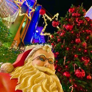 クリスマス|北谷アメリカンビレッジのクリスマスイルミネーション2020