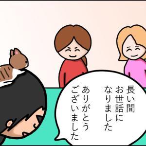 【猫漫画】ボロボロの子猫⑭ 祝!退院!! うちに帰ろう!!