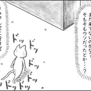 【猫漫画】すきま ④
