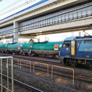 【神奈川】貨物列車が見れる場所はここ!タンク車が並ぶ横浜の根岸駅
