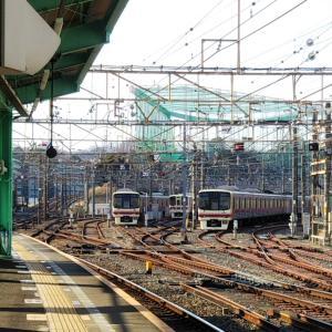 【神奈川】子鉄が喜ぶ!若葉台駅で京王線の車両基地が見えるスポット