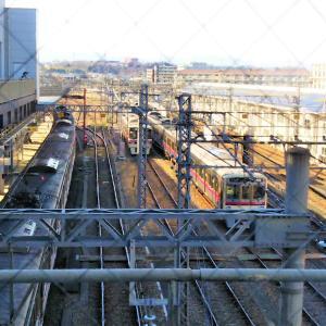 【東京】高幡不動駅で京王線の『車両基地』が見えるスポットを紹介!