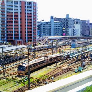海老名駅で電車が見える新スポット!ロマンスカーミュージアムを紹介