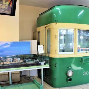 江ノ電で子鉄におすすめのスポットは?鉄道模型が見える待合室を紹介!【神奈川】