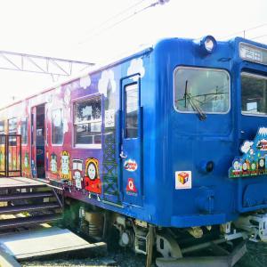 引退したトーマスランド号が見える?富士急行線で電車が見えるスポットを紹介【山梨】