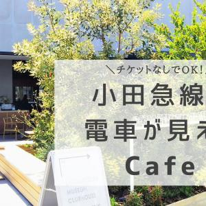電車が見えるロマンスカーミュージアムのカフェを紹介!子鉄が喜ぶメニューも!【神奈川】