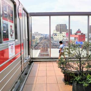武蔵小杉で電車がたくさん見えるスポットを紹介!東急スクエアで子鉄は大喜び!【神奈川】