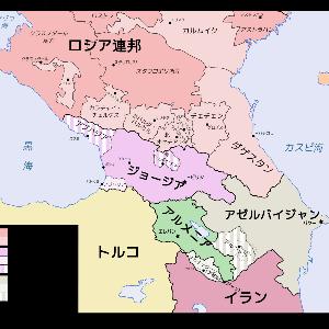 アルメニアvsアゼルバイジャン