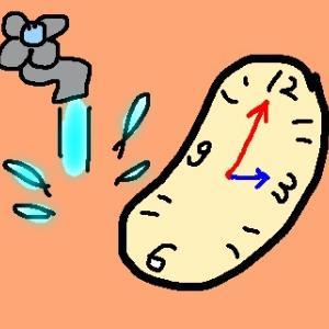 小5 Z会 添削問題 算数 時計算・流水算