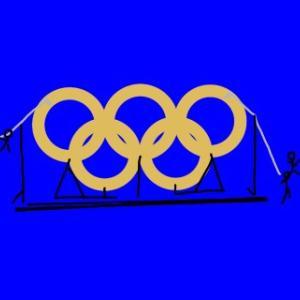 オリンピック開会式 中3男子がツッこむと
