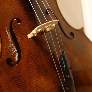 チェロで細かい音の弾き方のコツ!弓のバランスポイント