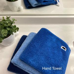 朝はじめたハンドタオルを無印良品のあれで収納!