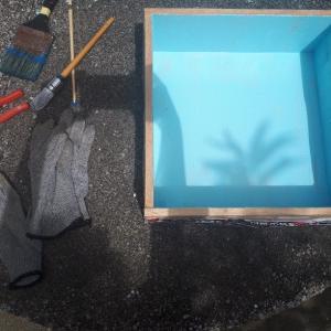 【プチDIY】タンスの引き出しに水性ペンキ塗ってみた
