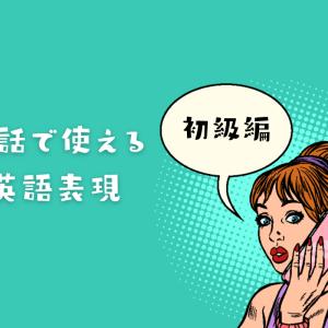 【英会話】表情やジェスチャーが使えない電話対応ーこれだけおさえておこう初級編