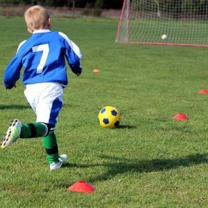 サッカー小僧の頑張りすぎ!練習し過ぎ!が危ない