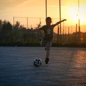 お子さんの練習量と疲労回復のバランスの見直し