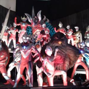【豊島区】ウルトラマンフェスティバルにお友達家族と行った感想