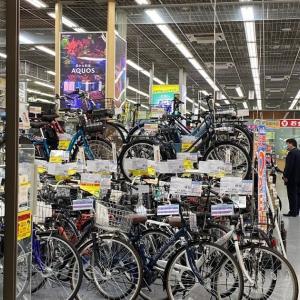 新宿西口で自転車買うならヨドバシカメラかヤマダデンキ
