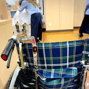 車椅子でお出かけ