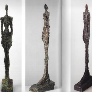 彫刻家へのオマージュ