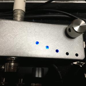 Lee Custom Amplefier 12AU7BBレビュー