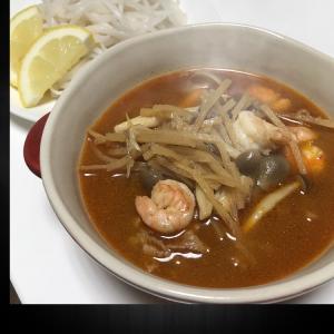 ダイエット麺!! 〜トムヤム〜