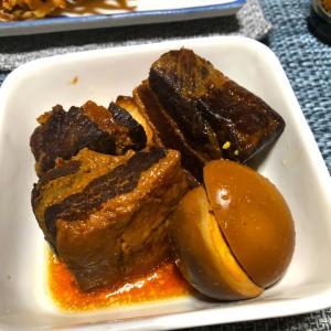 愛妻ご飯〜豚の角煮