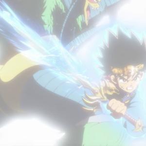 アニメ ダイの大冒険 第37話「一瞬にすべてを」感想 武闘家マァムにファン興奮